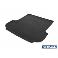 """Коврик """"Rival"""" в багажник для Mitsubishi Pajero Sport III 2016-2020. Артикул 14005001"""