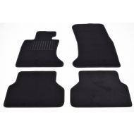 "Коврики текстильные ""SV-Design"" в салон BMW 5 E60 2003-2010. Артикул 1307-UNF3-14N"