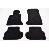 "Коврики текстильные ""SV-Design"" в салон BMW 5 F10 2013-2016. Артикул 1318-UNF3-14N"