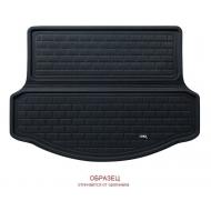 """Коврик текстильный """"Sotra Liner"""" 3D Lux в багажник Audi Q7 I 2006-2014. Артикул ST 72-00011"""