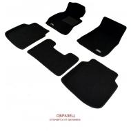 """Коврики текстильные """"Sotra Liner"""" 3D Lux в салон Audi A4 B6, B7 2001-2009. Артикул ST 74-00108"""