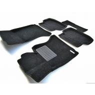 "Коврики текстильные ""Euromat Business"" 3D в салон BMW 5 F10 2010-2014. Артикул EMC3D-001205"