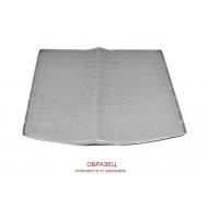 "Коврик ""Норпласт"" в багажник Cadillac Escalade IV 2014-2020 Серый. Артикул NPA00-T10-350-G"