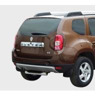 "Защита ""Союз-96"" задняя ступень d76 для Renault Duster 4WD 2012-2020. Артикул RDUS.77.1451"
