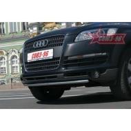 "Защита ""Союз-96"" переднего бампера d42 для Audi Q7 I 2007-2014. Артикул AUDQ.48.0337"