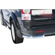 "Защита ""Союз-96"" задняя d76 уголки для Land Rover Discovery IV 2010-2012. Артикул LRDV.76.1247"