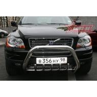 "Кенгурятник ""Союз-96"" мини d76 с защитой картера для Volvo XC90 I 2007-2014. Артикул VOXC.57.0539"