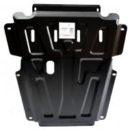 "Защита ""АВС-Дизайн"" для картера Nissan Almera G15 2013-2020. Артикул: 07.754.C2"