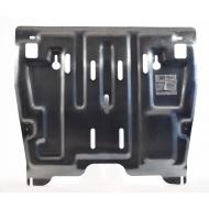 "Защита ""АВС-Дизайн"" для картера и КПП Nissan Teana J32 4х4 2010-2013. Артикул: 07.766.C2"