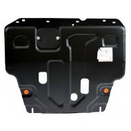 "Защита ""АВС-Дизайн"" для картера и КПП Nissan Sentra B17 2012-2019. Артикул: 07.769.C2"