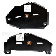"Защита ""АВС-Дизайн"" для топливного бака Nissan X-Trail Т31 2007-2014. Артикул: 07.817.C2"