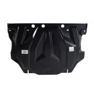 """Защита композитная """"АВС-Дизайн"""" для картера и АКПП Mazda 6 III 2012-2020. Артикул: 12.06k"""