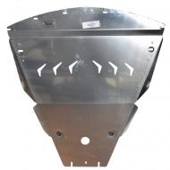 """Защита алюминиевая """"АВС-Дизайн"""" для картера Infiniti M 25 2010-2020. Артикул: 15.09ABC"""