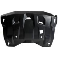 """Защита композитная """"АВС-Дизайн"""" для картера и КПП Nissan Pathfinder R52 2014-2020. Артикул: 15.17k"""