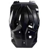 """Защита композитная """"АВС-Дизайн"""" для картера, КПП и PK Infiniti QX80 2013-2020. Артикул: 15.22k"""