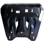 """Защита композитная """"АВС-Дизайн"""" для картера и КПП Nissan X-Trail T31 2007-2014. Артикул: 15.26k"""