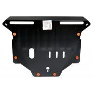"""Защита """"АВС-Дизайн"""" для картера и КПП Honda CR-V II 2001-2006. Артикул: 18.861.C2"""