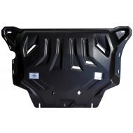 """Защита композитная """"АВС-Дизайн"""" для картера Audi A3 8V 2013-2020. Артикул: 21.03k"""