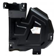 "Защита ""АВС-Дизайн"" для топливного бака Renault Duster 4WD 2015-2020. Артикул: 33.821.C2"