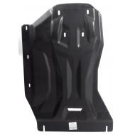 """Защита композитная """"АВС-Дизайн"""" для картера и КПП BMW X1 E84 4WD AT 2011-2020. Артикул: 34.03k"""