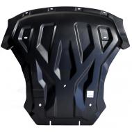 """Защита композитная """"АВС-Дизайн"""" для картера и КПП BMW X6 F16 4WD AT 2014-2020. Артикул: 34.09k"""