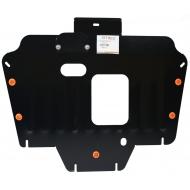"Защита ""АВС-Дизайн"" для картера и КПП Haval H6 2WD, 4WD 2015-2020. Артикул: 35.873.C2"