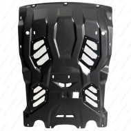 "Защита композитная ""АВС-Дизайн"" для картера и КПП Porsche Macan S 4WD 2014-2020. Артикул: 36.02k"