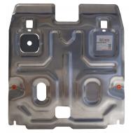 """Защита алюминиевая """"Alfeco"""" для картера и КПП Honda Accord IX 2013-2020. Артикул: ALF.09.27 AL5"""