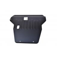 "Защита ""Alfeco"" для картера и КПП Hyundai Sonata V 2002-2010. Артикул: ALF.10.11st"