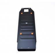 """Защита """"Alfeco"""" для топливного бака Mitsubishi L200 V 2015-2020. Артикул: ALF.14.46st"""