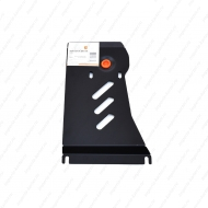 """Защита """"Alfeco"""" для редуктора заднего моста Nissan Qashqai II J11 2014-2020. Артикул: ALF.15.41st"""