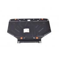 """Защита """"Alfeco"""" для картера Audi A4 B5, B6 1994-2006. Артикул: ALF.26.08 st"""