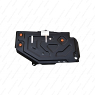 "Защита ""Alfeco"" для топливного бака Renault Duster 2WD 2011-2020. Артикул: ALF.28.22st"