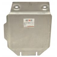 "Защита алюминиевая ""Alfeco"" для картера и радиатора Jeep Grand Cherokee WK2 2013-2020. Артикул: ALF.48.01 AL 5"