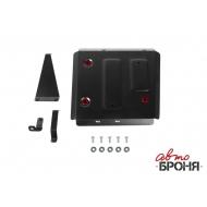 """Защита """"АвтоБРОНЯ"""" для топливного бака Kia Seltos CVT 4WD 2019-2020. Артикул: 111.02848.1"""
