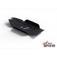 """Защита """"АвтоБРОНЯ"""" для редуктора Haval H6 МКПП 4WD 2014-2020. Артикул: 111.09406.1"""