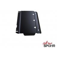 "Защита ""АвтоБРОНЯ"" для РК Ford Ranger IV 2012-2015. Артикул: 111.01832.1"