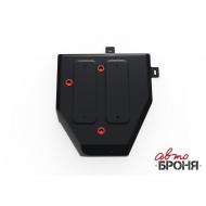 """Защита """"АвтоБРОНЯ"""" для топливного бака Kia Sportage III 4WD 2010-2016. Артикул: 111.02828.1"""