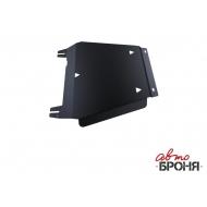 """Защита """"АвтоБРОНЯ"""" для КПП Ford Ranger IV 2012-2015. Артикул: 111.01831.1"""