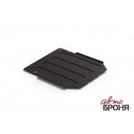 """Защита """"АвтоБРОНЯ"""" для КПП Kia Mohave 2008-2020. Артикул: 111.02815.1"""