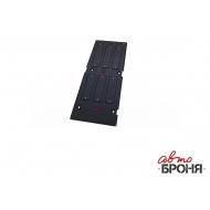"""Защита """"АвтоБРОНЯ"""" для топливного бака Ford Torneo Custom 2013-2020. Артикул: 111.01840.1"""