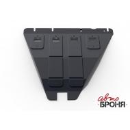 "Защита ""АвтоБРОНЯ"" для РК Nissan Pathfinder R51 2005-2015. Артикул: 111.04110.2"