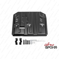 "Защита ""АвтоБРОНЯ"" для КПП и РК Porsche Cayenne II 2010-2018. Артикул: 111.04604.1"