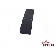 """Защита """"АвтоБРОНЯ"""" для топливного бака Mercedes-Benz Sprinter 311CDI, 315CDI RWD 2009-2020. Артикул: 111.03907.1"""