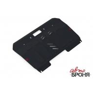 "Защита ""АвтоБРОНЯ"" для картера и КПП Mazda CX-9 2007-2012. Артикул: 111.03806.3"