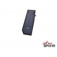 """Защита """"АвтоБРОНЯ"""" для топливного бака Ford Ranger IV 2012-2015. Артикул: 111.01845.1"""