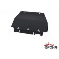 "Защита ""АвтоБРОНЯ"" для радиатора Ford Ranger IV 2012-2015. Артикул: 111.01829.1"