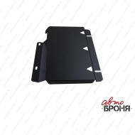 "Защита ""АвтоБРОНЯ"" для картера Ford Ranger IV 2012-2015. Артикул: 111.01830.1"