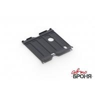 "Защита ""АвтоБРОНЯ"" для картера и КПП Hyundai Sonata VI 2010-2013. Артикул: 111.02320.1"