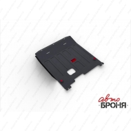 "Защита ""АвтоБРОНЯ"" для картера и КПП Fiat Ducato 2012-2020. Артикул: 111.04303.1"